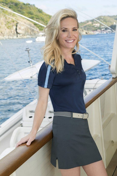 Kate Chastain - Below Deck Season 5
