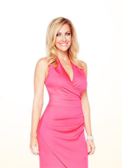 THE REAL HOUSEWIVES OF DALLAS -- Season:2 -- Pictured: Stephanie Hollman -- (Photo by: Michael Larsen/Bravo)