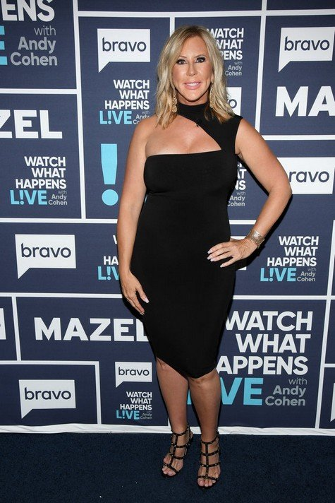 WATCH WHAT HAPPENS LIVE WITH ANDY COHEN -- Episode 14119 -- Pictured: Vicki Gunvalson -- (Photo by: Charles Sykes/Bravo)