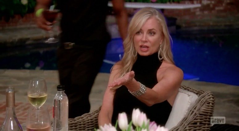 Eileen calls out Kim Richards