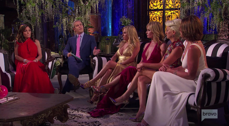 Bethenny-Frankel-Andy-Cohen-Ramona-Singer-Sonja-Morgan-Dorinda-Medley-Luann-de-Lesseps-Reunion-Couch-RHONY