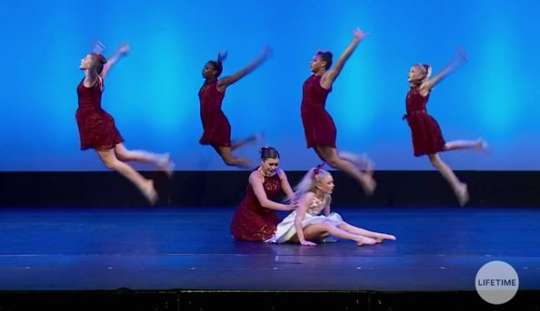 Dance Moms Group 2