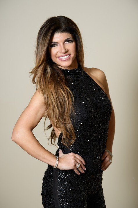 TOWACO, NJ - JANUARY 13: RHONJ Teresa Giudice Poses For A Portrait At Her Home on January 13, 2017 in Towaco, New Jersey. (Photo by Dave Kotinsky/Getty Images)