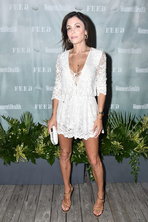 BRIDGEHAMPTON, NY - AUGUST 05: Bethenny Frankel attends Women's Health and FEED's 6th Annual Party Under the Stars at Bridgehampton Tennis and Surf Club on August 5, 2017 in Bridgehampton, New York. (Photo by Jared Siskin/Patrick McMullan via Getty Images)
