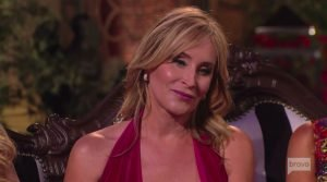 Sonja Morgan Comments on Bethenny Frankel Moving On
