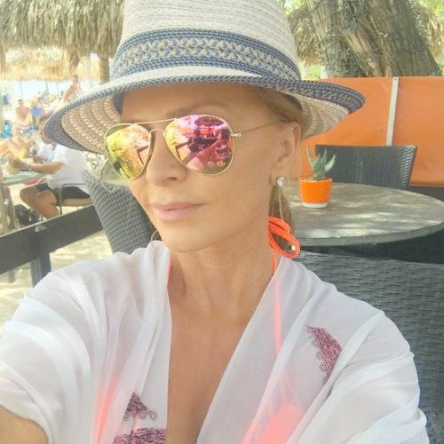 Tamra Judge Vacations In Aruba With Her Kids And Eddie – Photos