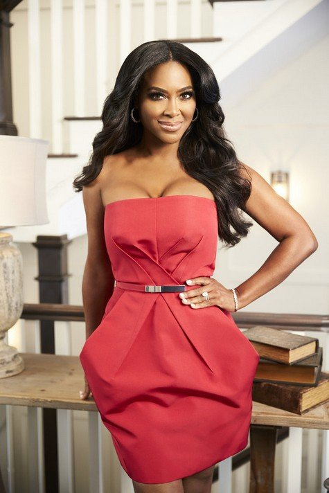 Kenya Moore Blasts Firing Rumors