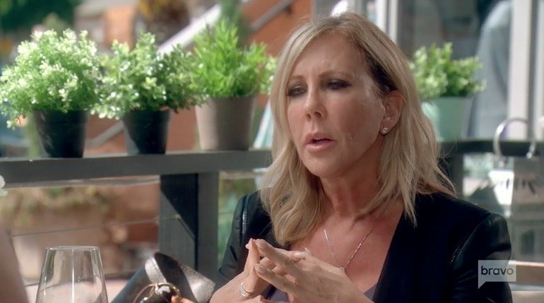 Vicki Gunvalson Wants RHOC Cast To Move On & Stop Rehashing Old Drama