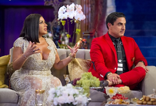 Reality TV Listings - Shahs of Sunset Reunion