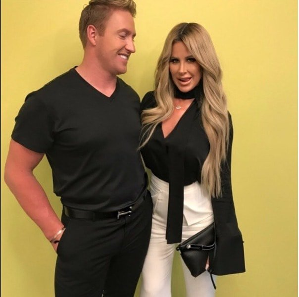 Kim Zolciak & Kroy Biermann