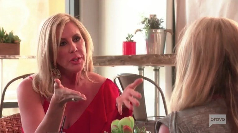 Vicki sits down with Tamra