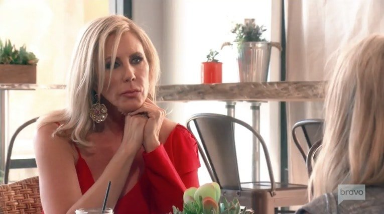Vicki Gunvalson Says Briana Culberson's Lupus Has Taken A Toll, But She's Doing Okay