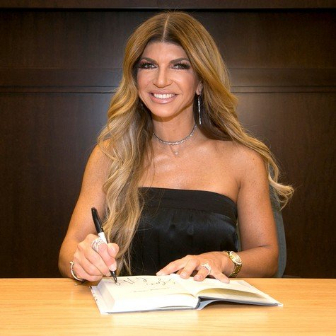 "Teresa Giudice Says She Gets Deep In New Book ""Standing Strong"" – Wants To Write Fictional Novels Next!"