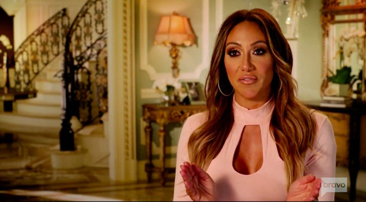 Melissa Gorga & Andy Cohen Will Go To Trial In August 2018 To Face Off Against Melissa's Former Business Partner