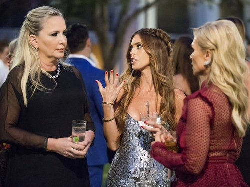 Reality TV Listings - Real Housewives of Orange County season finale