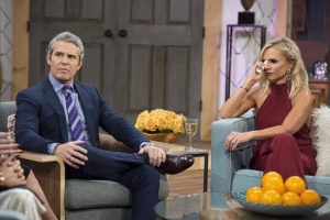 """Andy Cohen Confirms Tamra Judge Was Only Offered 3 Episodes """"To Wrap Up Her Story"""" On Real Housewives Of Orange County; Hopes Tamra Will Return In Future"""