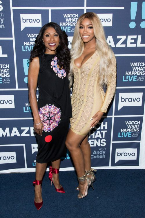 Porsha Williams Hopes To Make Up With Kandi Burruss; Dr. Jackie Walters Discusses Her Husband's Affair