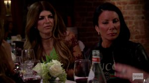 "Teresa Giudice On Danielle Staub: ""Don't Bite The Hand That Feeds You"""