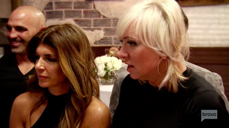 The Real Housewives Of New Jersey Recap: Not Over It
