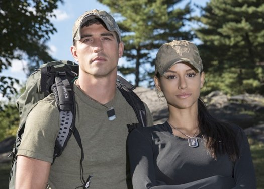 Reality TV Listings - Cody and Jessica on The Amazing Race