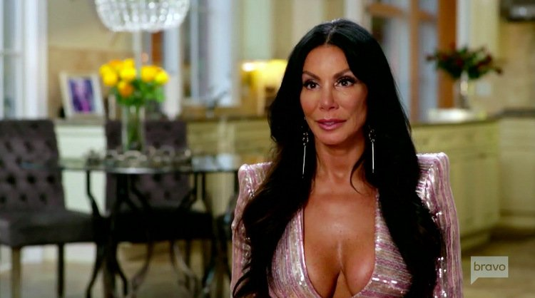 RHONJ's Danielle Staub Tells Amy Phillips How Caroline Manzo's Family Harassed Her Into Moving Away