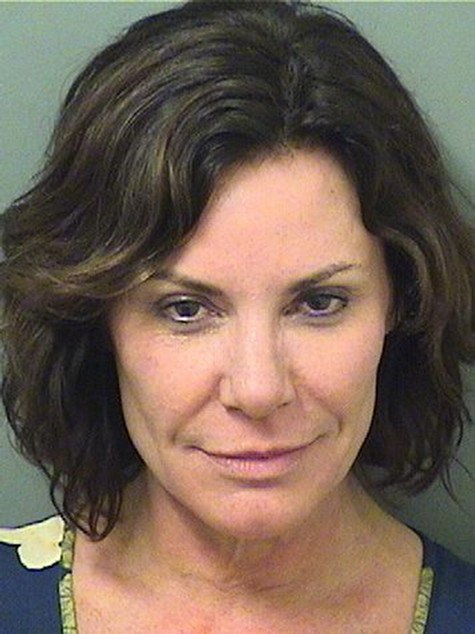 Luann de Lesseps Apologizes After Arrest In Florida