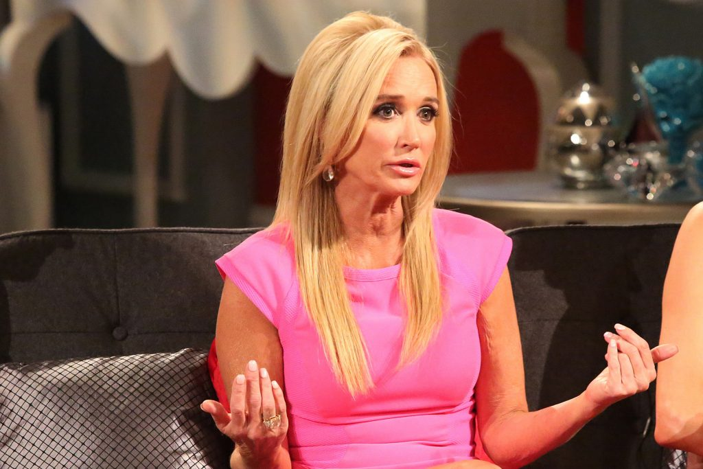 Kim Richards Finally Settles Dog Bite Case With Former Stylist