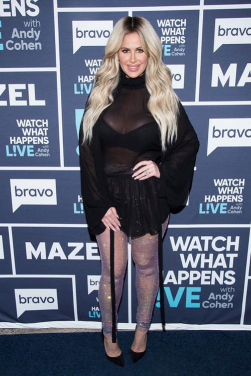 Kim Zolciak Thinks Cynthia Bailey Is A Puppet Who Follows Anybody