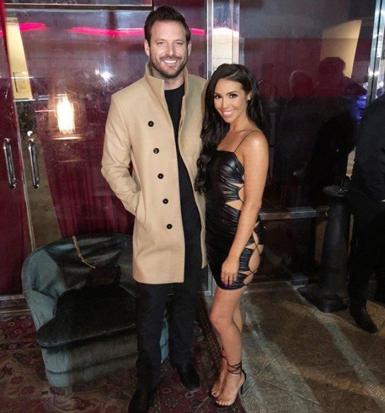 "Scheana Marie & Robert Valletta Not ""Friends With Benefits"" Anymore; A Psychic Told Scheana ""They've Been Together In Past Lives Before"""