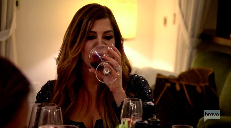 The Real Housewives Of New Jersey Recap: Fauxpology