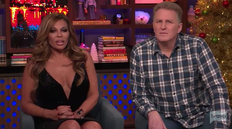 "Dolores Catania Was ""Shocked"" By The Anti-Semitic Controversy With Siggy Flicker & Margaret Josephs; Thinks Danielle Staub ""Mocks And Antagonizes"" Her"