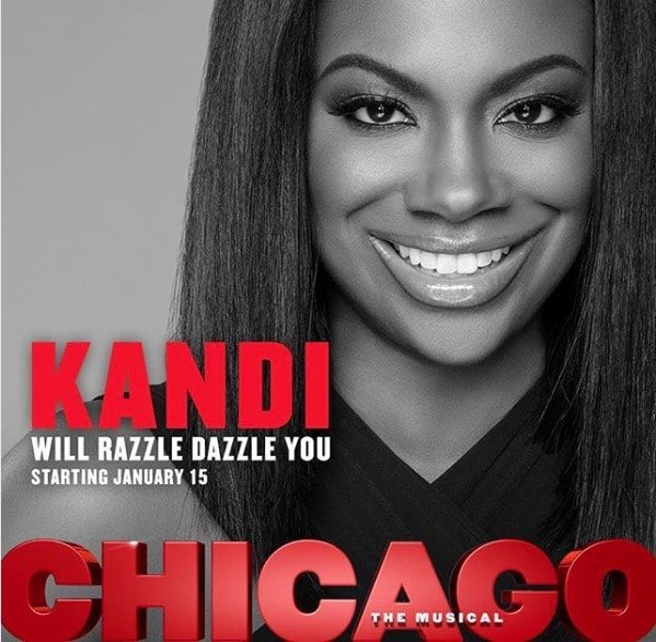 Kandi Burruss Starring In Broadway's Chicago