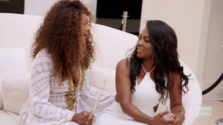 Cynthia Bailey Thinks The RHOA Ladies Are Making A Mockery Of Kenya Moore's Marriage