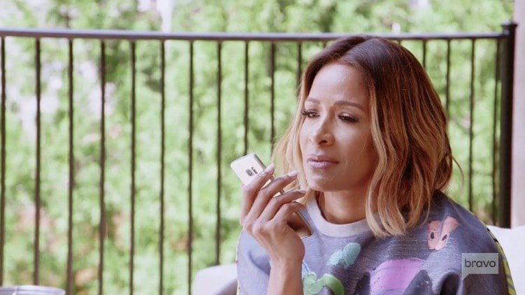Sheree Whitfield Says Tyrone Gilliams Is Her Soulmate; Explains Why She Talked To Her Kids About Being Abused