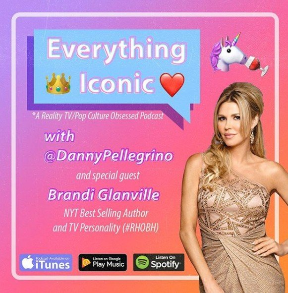 Brandi Glanville Says Lisa Vanderpump Plans Her Dialogue & Story Lines & Lisa And Kyle Richards Don't Even Like Each Other