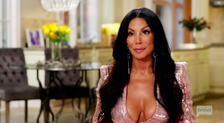 Report: Danielle Staub's Engagement Gets Cut From From Real Housewives Of New Jersey After Having Sex At Gorga Restaurant; Preview For Tonight's Finale
