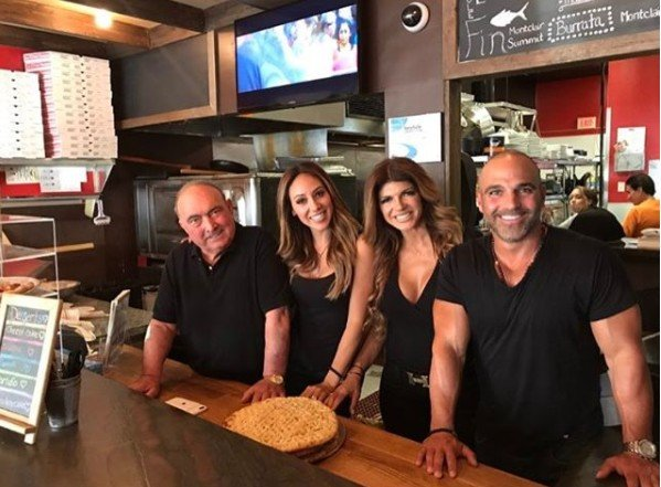 Joe Gorga, Teresa Giudice, & Melissa Gorga's Restaurant Is Closing- But