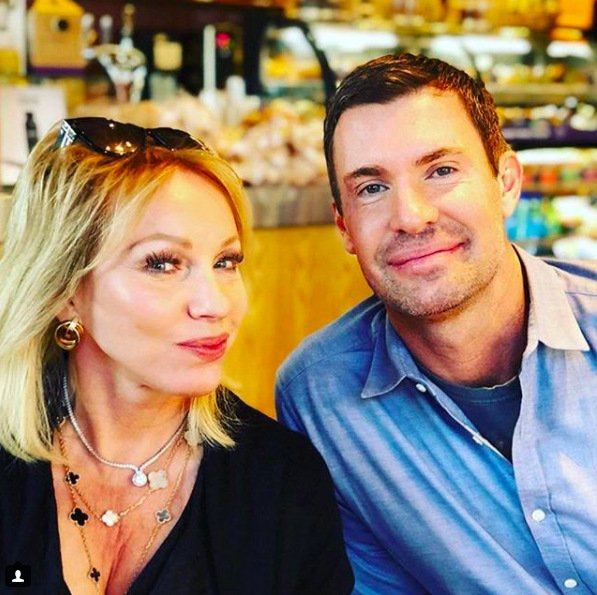Lea Black Talks Real Housewives, Friendship With Jeff Lewis, Skincare, And More On Pink Shade Podcast