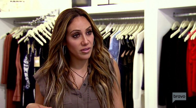Melissa Gorga's Clothing Store Envy Sold Counterfeit Chanel Goods