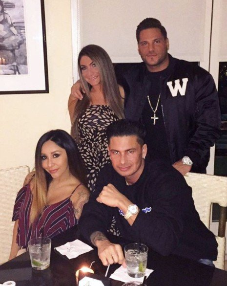 "Fans Can Suggest Locations For Jersey Shore: Family Vacation; Nicole ""Snooki"" Polizzi's Husband Jionni LaValle Explains Why He Won't Be On The Show"