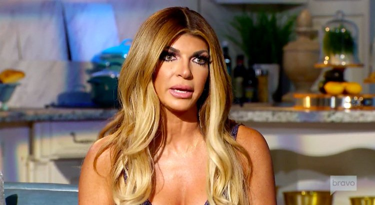 The Real Housewives Of New Jersey Recap: Reunion, Part Two