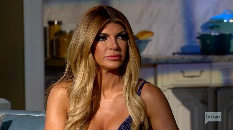 Teresa Giudice Connects With Her Later Mother On Hollywood Medium