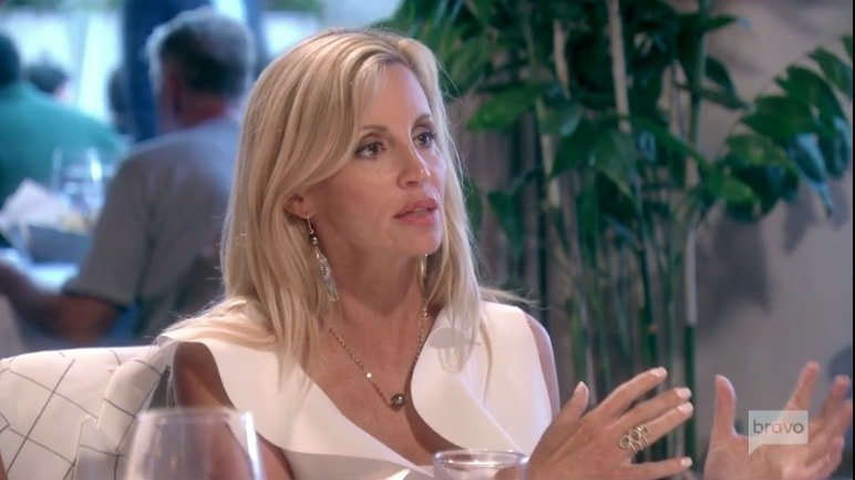 "Camille Grammer Was ""Humiliated"" By Dorit Kemsley's Drunken Outburst, Says Kelsey Grammer Wanted An Open Marriage; Open To Getting Married On Real Housewives Of Beverly Hills"