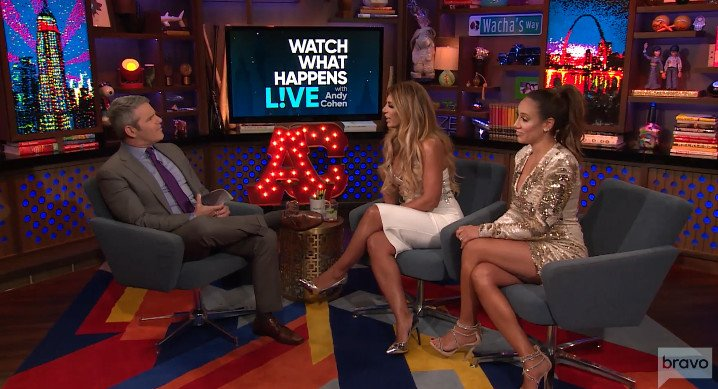 Teresa Giudice Explains Posting A Photo With Divorce Attorney & Leaving The Finale Party With Siggy Flicker; Melissa Gorga Discusses Restaurant Closing Drama