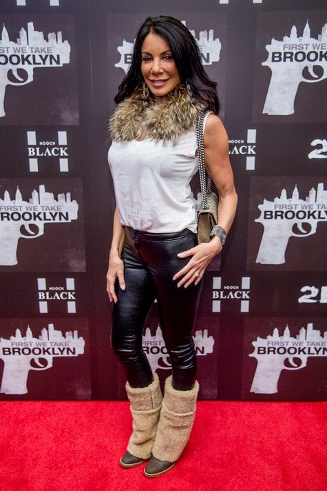 Danielle Staub Says She's Talked To Joe Giudice; Is Hoping Caroline Manzo And Jacqueline Laurita Return To The Show