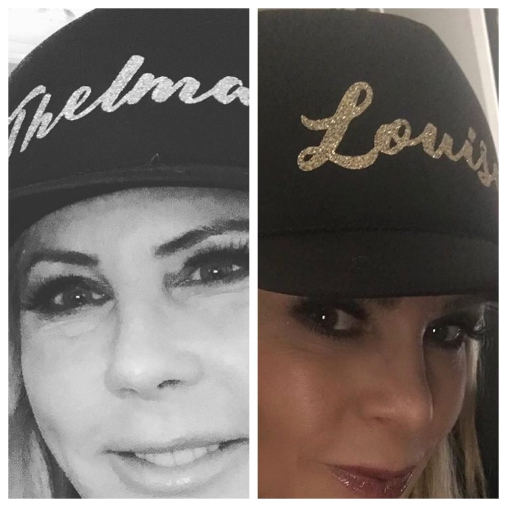 Tamra Judge & Vicki Gunvalson Show Off Their Revived Friendship With Matching Hats