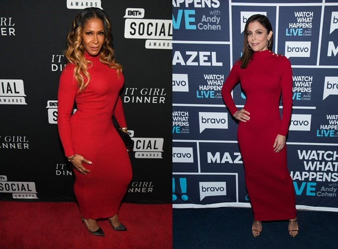 Who Wore It Best: Bethenny Frankel Versus Sheree Whitfield