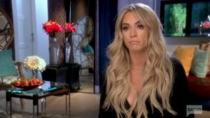 Teddi Mellencamp Arroyave Reacts To Lisa Vanderpump