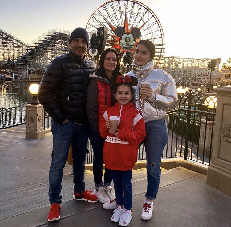 Kyle Richards Celebrates Daughter Portia's 10th Birthday In Disneyland- Photos