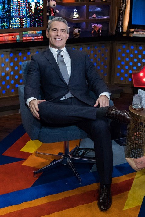"Andy Cohen Discusses ""Great Casting"" For Next Season Of Real Housewives Of Atlanta"